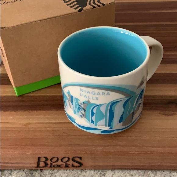 94eeceb4f9c Starbucks Dining | You Are Here Niagara Falls Mug Canada | Poshmark